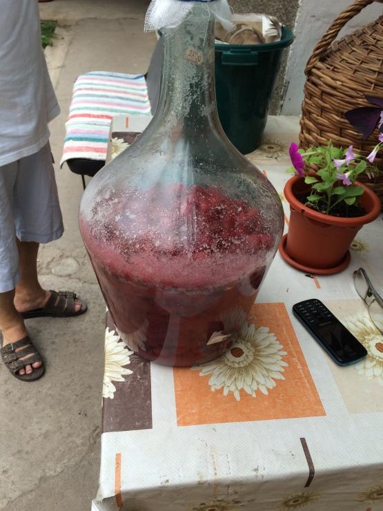 cherry jug